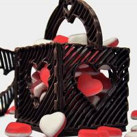 3D Chocolate Print - Valentines Box