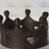 3D Chocolate Print - Cup
