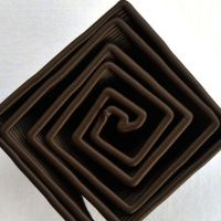 3D Chocolate Print - Un-Ulam Spiral Top_01