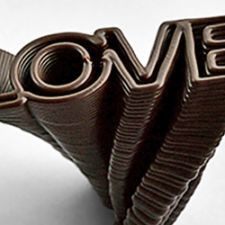 3D Chocolate Printer - Choc Edge - Love Spin