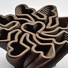 3D Chocolate Printer - Choc Edge - Heart Legs