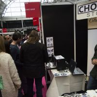 The Chocolate Show London 2015