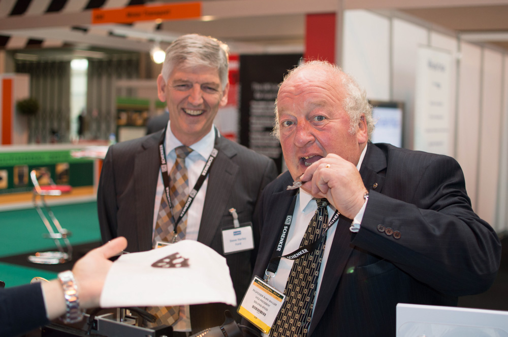 Choc Edge at Multimodal 2014
